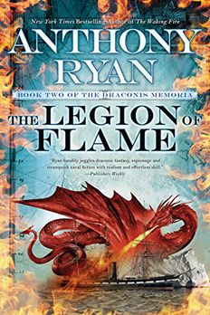 The Legion of Flame book cover