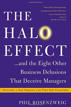 The Halo Effect book cover