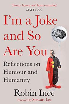 Im A Joke And So Are You book cover