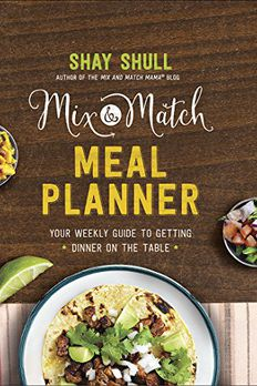 Mix-and-Match Meal Planner book cover