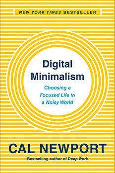 Digital Minimalism book cover