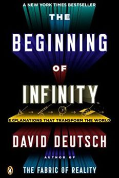 The Beginning of Infinity book cover