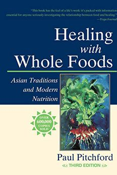 Healing With Whole Foods book cover