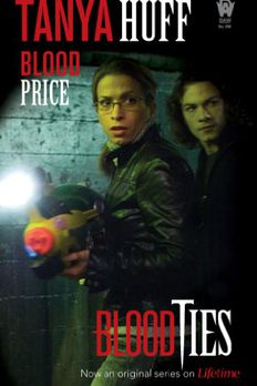 Blood Price book cover