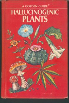 Hallucinogenic Plantsby Richard Evans Schultes book cover