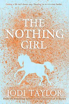 The Nothing Girl book cover