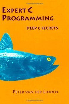 Expert C Programming book cover