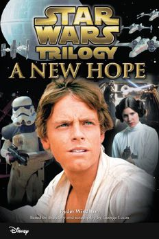 Star Wars Trilogy book cover