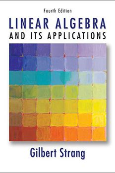 Linear Algebra and Its Applications, 4th Edition book cover