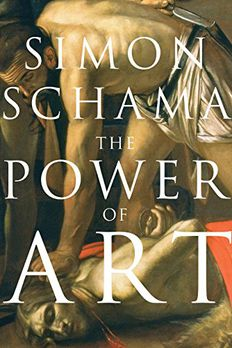 POWER OF ART, THE book cover