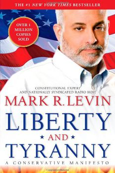 Liberty and Tyranny book cover