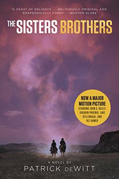 The Sisters Brothers [Movie Tie-in] book cover