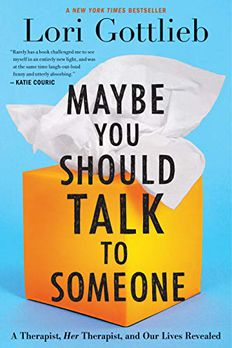 Maybe You Should Talk to Someone book cover