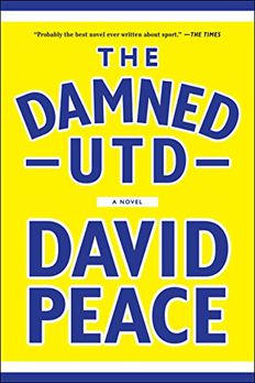 The Damned Utd book cover