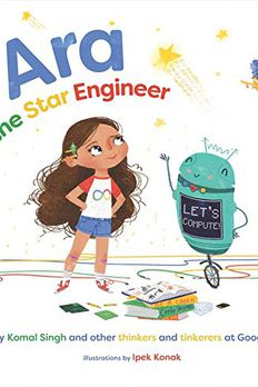 Ara the Star Engineer book cover
