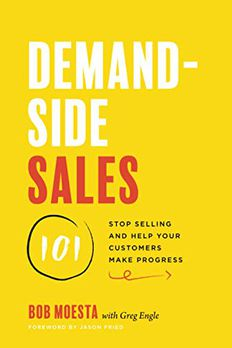 Demand-Side Sales 101 book cover