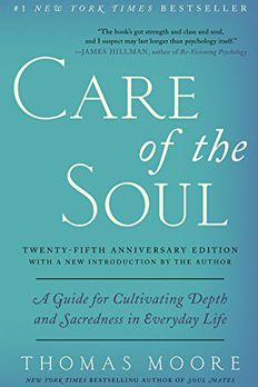 Care of the Soul, Twenty-fifth Anniversary Ed book cover