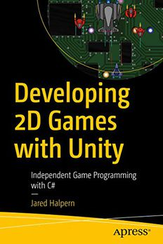 Developing 2D Games with Unity book cover