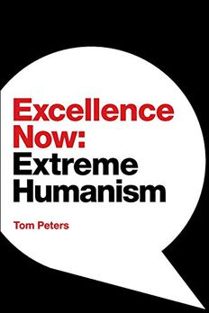 Excellence Now book cover