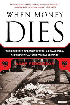 When Money Dies book cover
