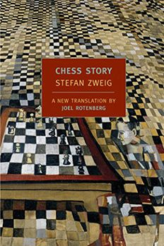 Chess Story book cover