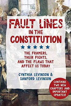 Fault Lines in the Constitution book cover