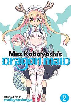 Miss Kobayashi's Dragon Maid, Vol. 2 book cover