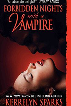 Forbidden Nights with a Vampire book cover