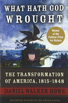What Hath God Wrought book cover