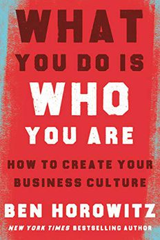 What You Do Is Who You Are book cover