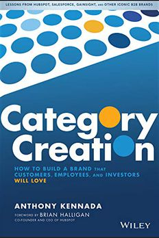 Category Creation book cover