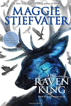 The Raven King book cover