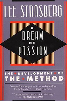 A Dream of Passion book cover