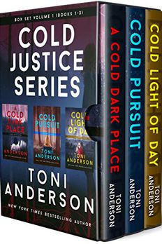 Cold Justice Series Box Set book cover