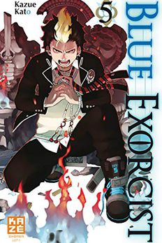 Blue Exorcist, Vol. 5 book cover