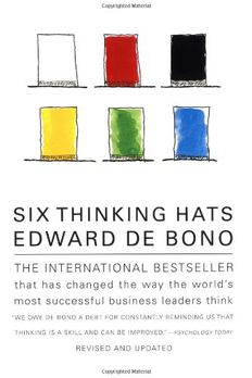 Six Thinking Hats book cover