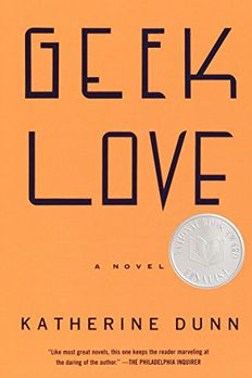 Geek Love book cover