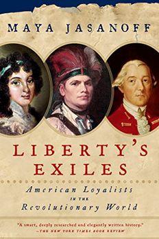Liberty's Exiles book cover