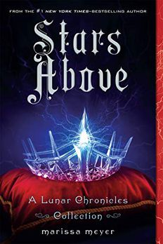 Stars Above book cover
