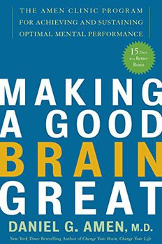 Making a Good Brain Great book cover