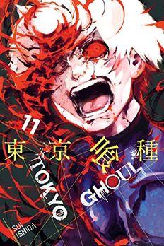 Tokyo Ghoul, Vol. 11 book cover