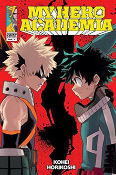 My Hero Academia, Vol. 2 book cover