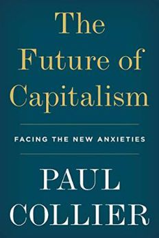 The Future of Capitalism book cover