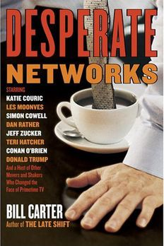 Desperate Networks book cover