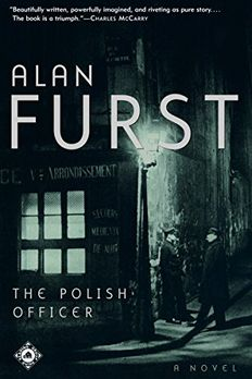 The Polish Officer book cover