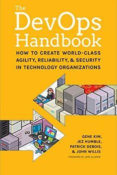 The DevOps Handbook book cover