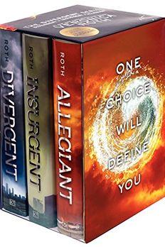 Divergent / Insurgent / Allegiant book cover
