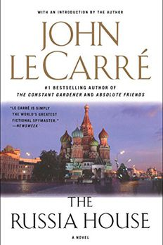 The Russia House book cover