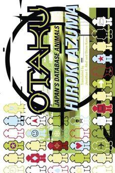 Otaku book cover