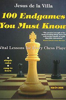 100 Endgames You Must Know book cover
